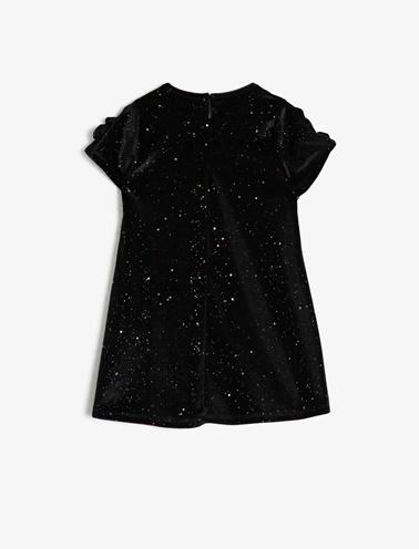 Koton Kids Elbise Siyah
